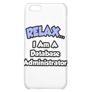 Relájeme… son un administrador de base de datos