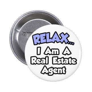 Relájeme… son un agente inmobiliario pin