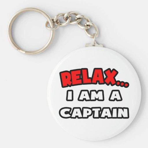 Relájeme… son un capitán llavero