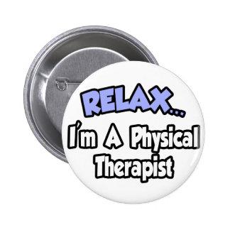 Relájeme… son un terapeuta físico pins