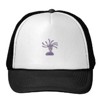 Relájese (edición púrpura) gorra