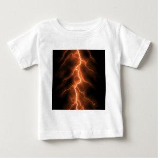 Relámpago bifurcado t shirt
