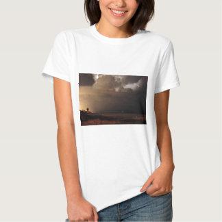 Relámpago de Delray Beach Remeras