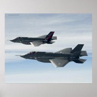 Relámpago F-35 Impresiones