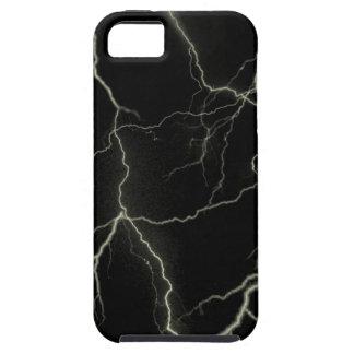 Relámpago iPhone 5 Case-Mate Fundas