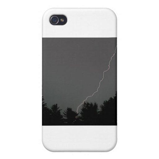 relámpago iPhone 4/4S carcasas