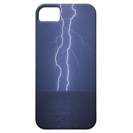 Relámpago iPhone 5 Carcasas