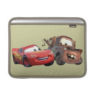 Relámpago McQueen y Mater Fundas Para Macbook Air