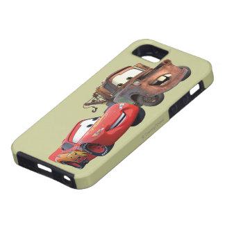 Relámpago McQueen y Mater iPhone 5 Fundas