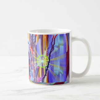 relámpago taza
