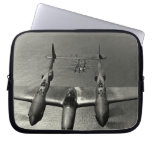 Relámpagos de WWII P-38 Funda Portátil
