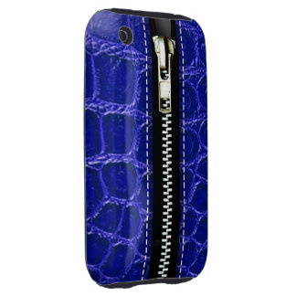 Relampagúelo encima del plástico duro del tough iPhone 3 protector