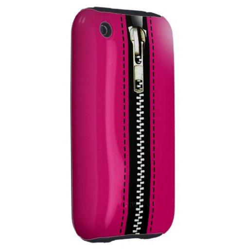 Relampagúelo encima del plástico duro surrealista  iPhone 3 tough protector