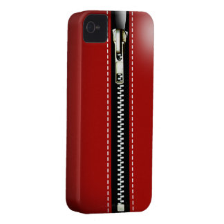 Relampagúelo encima del plástico duro surrealista Case-Mate iPhone 4 carcasas