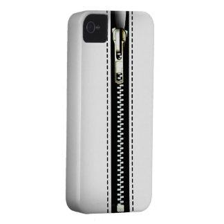 Relampagúelo encima del plástico duro surrealista Case-Mate iPhone 4 funda