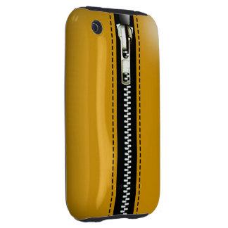 Relampagúelo encima del plástico duro surrealista iPhone 3 tough cárcasas