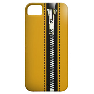 Relampagúelo para arriba - Trompe - l ' amarillo Funda Para iPhone 5 Barely There