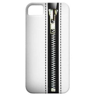Relampagúelo para arriba - Trompe - l ' blanco del iPhone 5 Funda