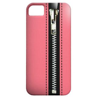 Relampagúelo para arriba - Trompe - l ' rosa del iPhone 5 Carcasas