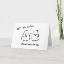 Relationsheep Holiday Card
