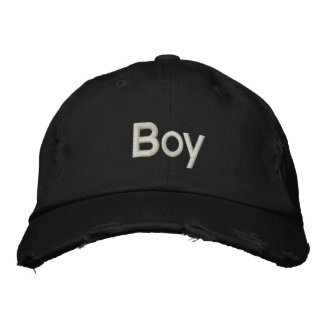 Relationship Cap Embroidered Hats