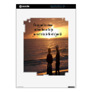 Relationship, Love iPad 2 Decal