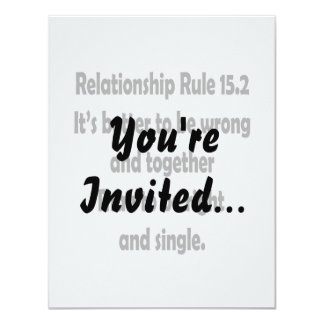 relationship rule 15.2 better to be wrong card