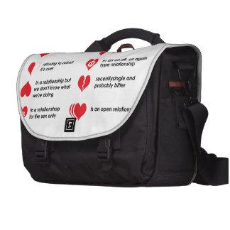 Relationship Status Commuter Bags