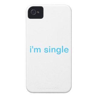 relationship status iphone case (i'm single)