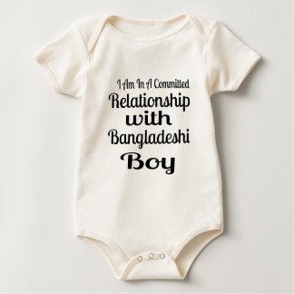 Relationship With Bangladeshi Boy Baby Bodysuit