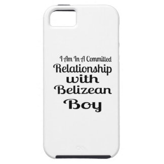 Relationship With Belizean Boy iPhone SE/5/5s Case