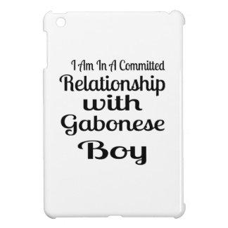 Relationship With Gabonese Boy iPad Mini Cover
