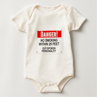 Relationships, Habits, No-Smoking Baby Bodysuit