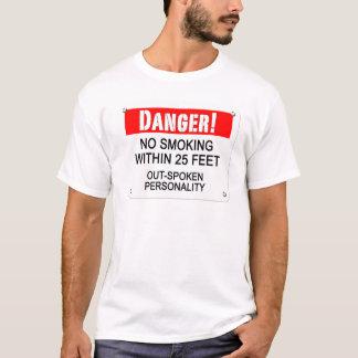 Relationships, Habits, No-Smoking T-Shirt