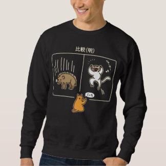 "< ""Relative (discernment)"" color (for Sweatshirt"