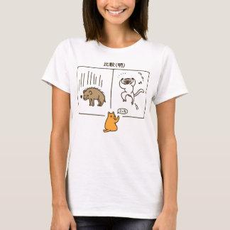 """< """"Relative (discernment)"""" color > Lighten (color) T-Shirt"""