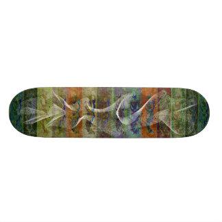 relative nirvana custom skateboard