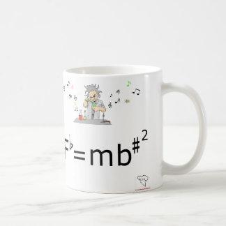 Relative Pitch Mug
