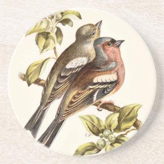Relative Wild Birds Swaysland Chaffinches Drink Coaster