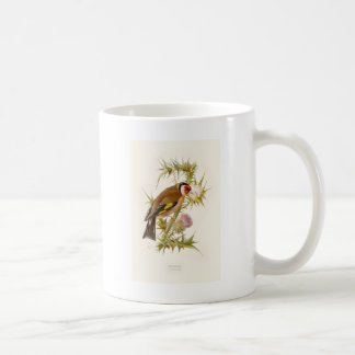 Relative Wild Birds Swaysland Goldfinch Coffee Mug