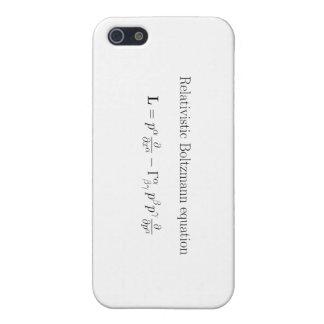 Relativistic Boltzmann equation Cover For iPhone SE/5/5s