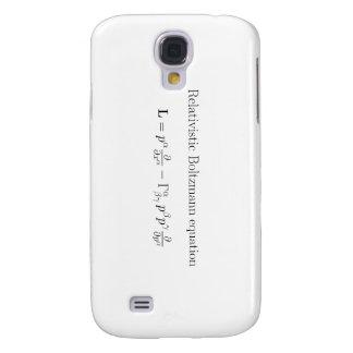 Relativistic Boltzmann equation Samsung Galaxy S4 Case