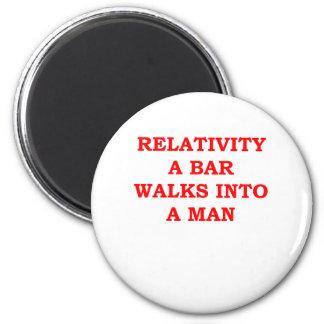 RELATIVITY 2 INCH ROUND MAGNET