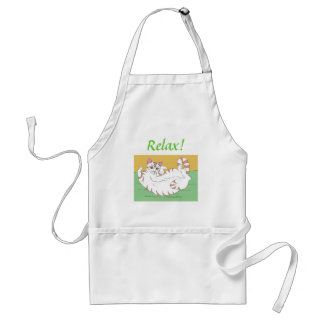 Relax! Adult Apron