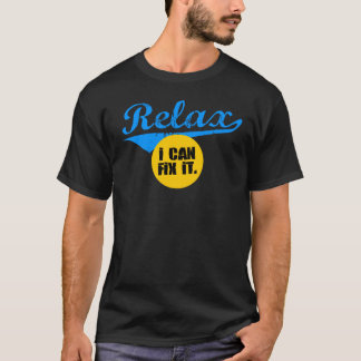Relax Adult Dark T-shirt