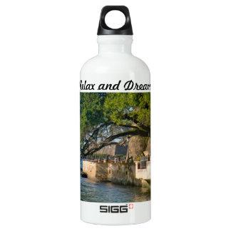 Relax and Dream! Liberty Bottle SIGG Traveler 0.6L Water Bottle