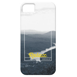 Relax. Asheville, NC iPhone SE/5/5s Case