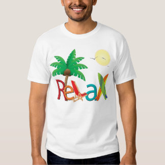 Relax At The Beach T-Shirt