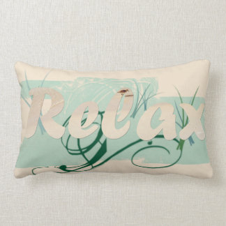 Relax at the Shore Pillow