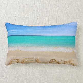 RELAX Beach surf Sand Cushion Pillow